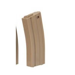 SPECNA ARMS - Chargeur Mid-cap pour M4/M16 - 140 billes - TAN