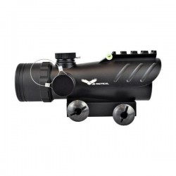 JS-TACTICAL - ACOG Viseur point rouge - NOIR
