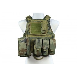 GFC TACTICAL - Gilet tactique FSBE - WZ.93 WOODLAND PANTHER