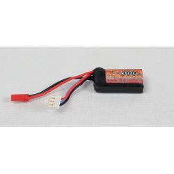 VB POWER - Batterie Lipo 300mAh 7,4V pour HPA