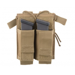 GFC TACTICAL - Poche double pour chargeur arme de poing - TAN