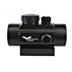 JS-TACTICAL - Viseur point rouge/vert 1X40 - NOIR