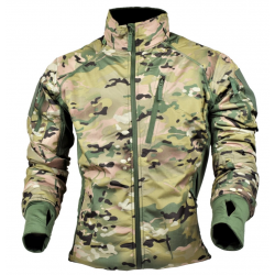 JS-TACTICAL - Softshells URF - MULTICAM