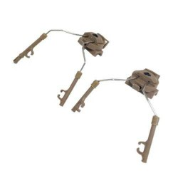 Z-TAC - Adaptateur de casque pour casque COMTAC I/ COMTAC II - TAN