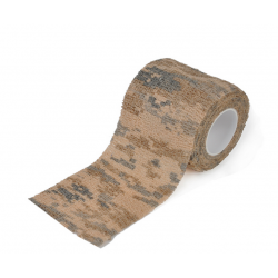 ELEMENT AIRSOFT - Bande de camouflage - DIGITAL DESERT