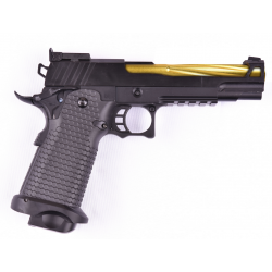 GOLDEN EAGLE - GE1911 GBB Gaz - 0,8 joule - GOLD