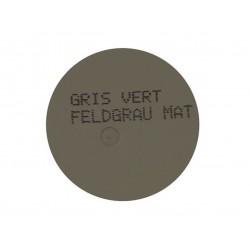SYMPACOLOR - Bombe de Peinture 400ml - GRIS VERT FELDGRAU MAT