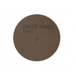 SYMPACOLOR - Bombe de Peinture 400ml - CASQUE FRANCE 1940
