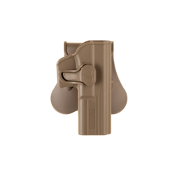 AMOMAX - Holster DROITIER pour G17 KWA/ATP/APS/ACP - TAN