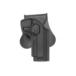AMOMAX - Holster DROITIER pour M92/M9 WE/MARUI/KJW/KWA - NOIR