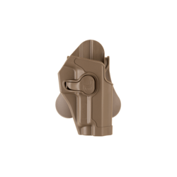AMOMAX - Holster DROITIER pour P226 WE/KJW/TM - TAN