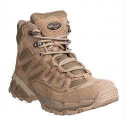 MIL-TEC - Chaussures tactiques basses coyote