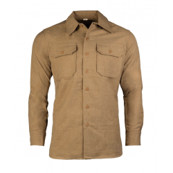 Mustard Shirt, M37 US WW2