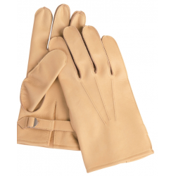 US cavalry airborne gloves leather beige (repro)