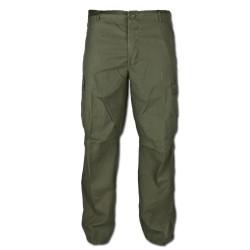 Pantalon BDU US M64 Vietnam olive - Mil-Tec