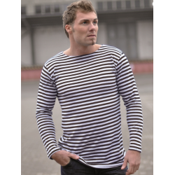 Russian Striped Winter Sweater