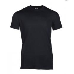 MIL-TEC - T-shirt - Manches courtes - Noir