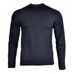 MIL-TEC - T-shirt - manches longues - Noir