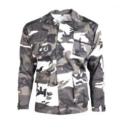 BDU Jacket Urban Camo