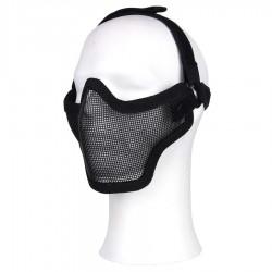 101 INC - Masque grillagé airsoft de protection - stalker - Noir