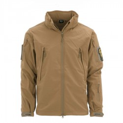 Softshell - Jack Tactical - Coyote - 101 INC