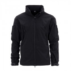 Soft shell - Jack Tactical - Noir - 101 INC