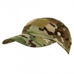 Casquette baseball - Scratch frontal - Multi camo