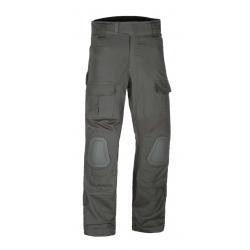 Pantalon Predator coupe G2 avec inserts aux genoux - Gris - Invader Gear