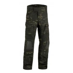 Pantalon d'airsoft coupe G2 Predator avec inserts aux genoux - Black Multicamo- Invader Gear