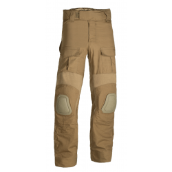 Pantalon d'airsoft coupe G2 Predator avec inserts aux genoux - Coyote - Invader Gear