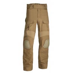 Pantalon d'airsoft G2 Predator avec inserts - Coyote - Invader Gear