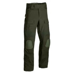 Pantalon d'airsoft coupe G2 Predator avec inserts aux genoux - Olive - Invader Gear