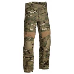 Pantalon d'airsoft coupe Predator avec inserts aux genoux - Multi Camo - Invader Gear