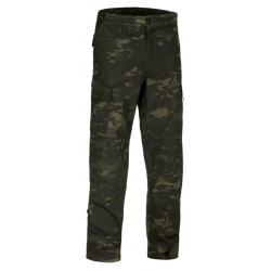 Pantalon d'airsoft - TDU (ACU) Revenger - Multi Camo Black - Invader Gear