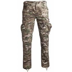 Pantalon Multicamo coupe BDU Slim Fit - Mil-Tec