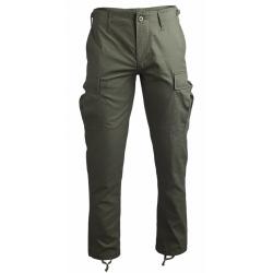 Pantalon OD Olive coupe BDU Slim Fit - Mil-Tec