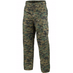 Pantalon coupe ACU ripstop digital woodland MARPAT