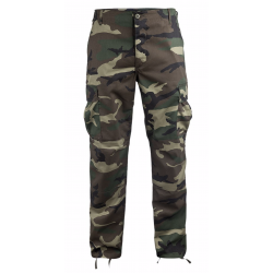 Pantalon coupe BDU - Woodland - MMB