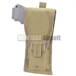 Holster ambidextre pour pistolet - MOLLE - Tan - Condor