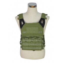 SWISS ARMS - Gilet style JPC - OD
