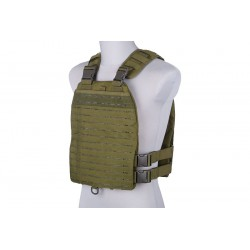 PRIMAL GEAR - Gilet tactique/plate carrier laser-cut - OD
