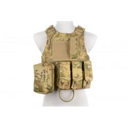 GFC TACTICAL - Gilet tactique FSBE - OD