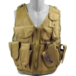 ROYAL - Gilet tactique assault - TAN