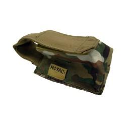 ROYAL - Poche pour PMR/radio/grenade - MULTICAM