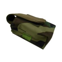 ROYAL - Poche pour PMR/radio/grenade - WOODLAND