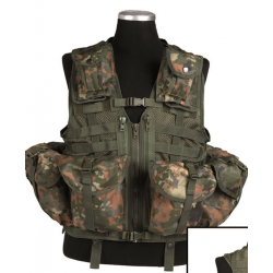 Assault vest Flecktarn