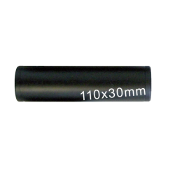 SWISS ARMS - Silencieux Universel 110X30mm - 14mm CCW/CW
