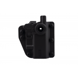 AdpatX Level 2 Gris Roto CQC holster universel Swiss Arms