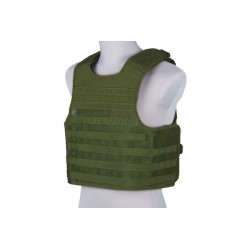 Gilet Airsoft Plate Carrier LIGHT - OD