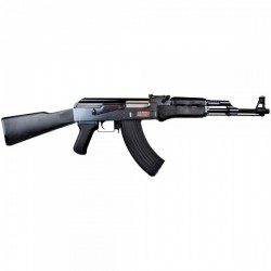 JING GONG - Pack AK47 AEG - NOIR